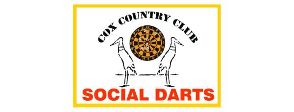 Cox Country Club Darts Night
